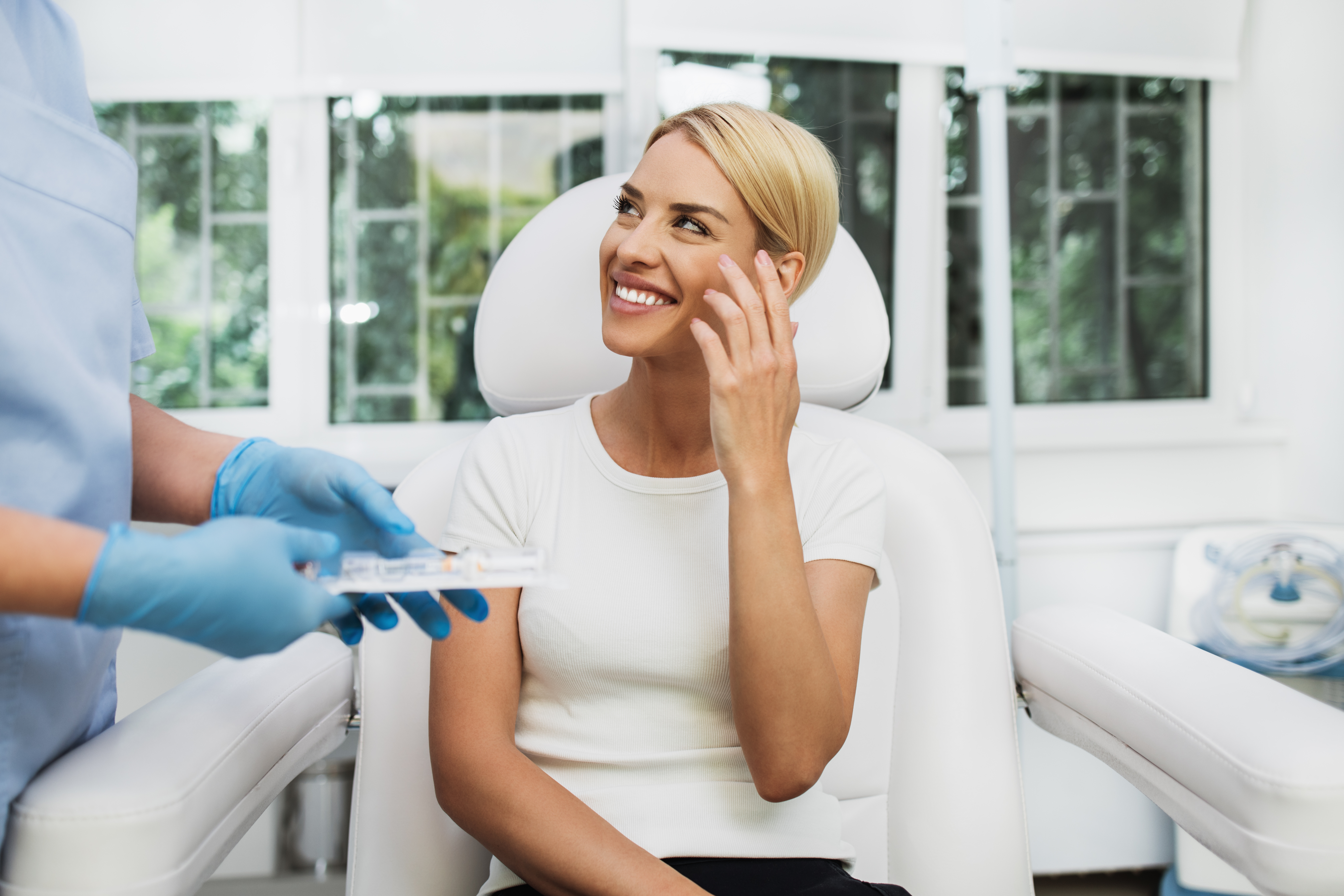 The Benefits of a Non-Surgical Nose Job